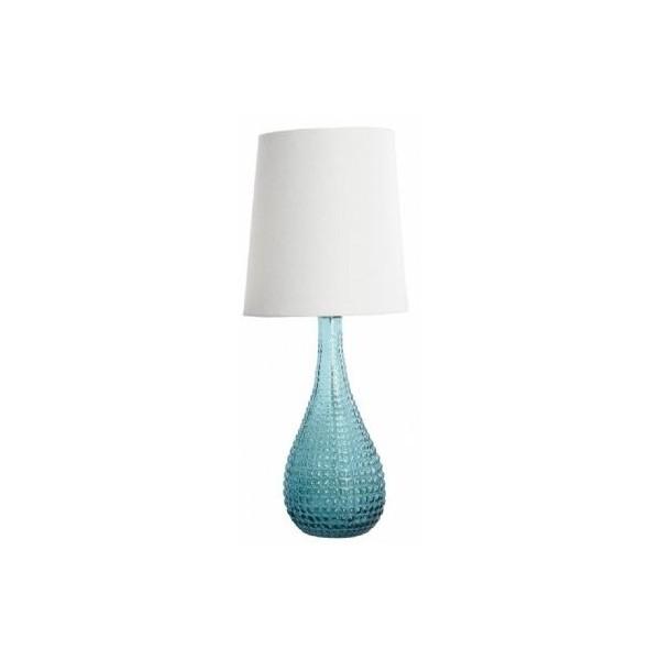 lampada cristal turquesa_ruevintage71_7740