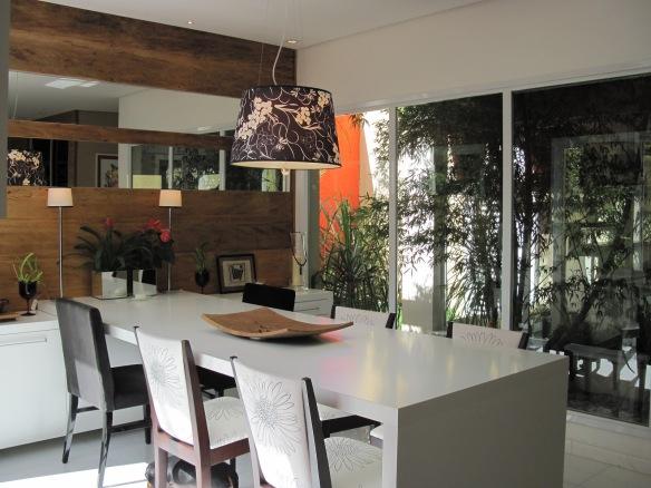 Mesas de Jantar em Laca Colorida (Parte 2)
