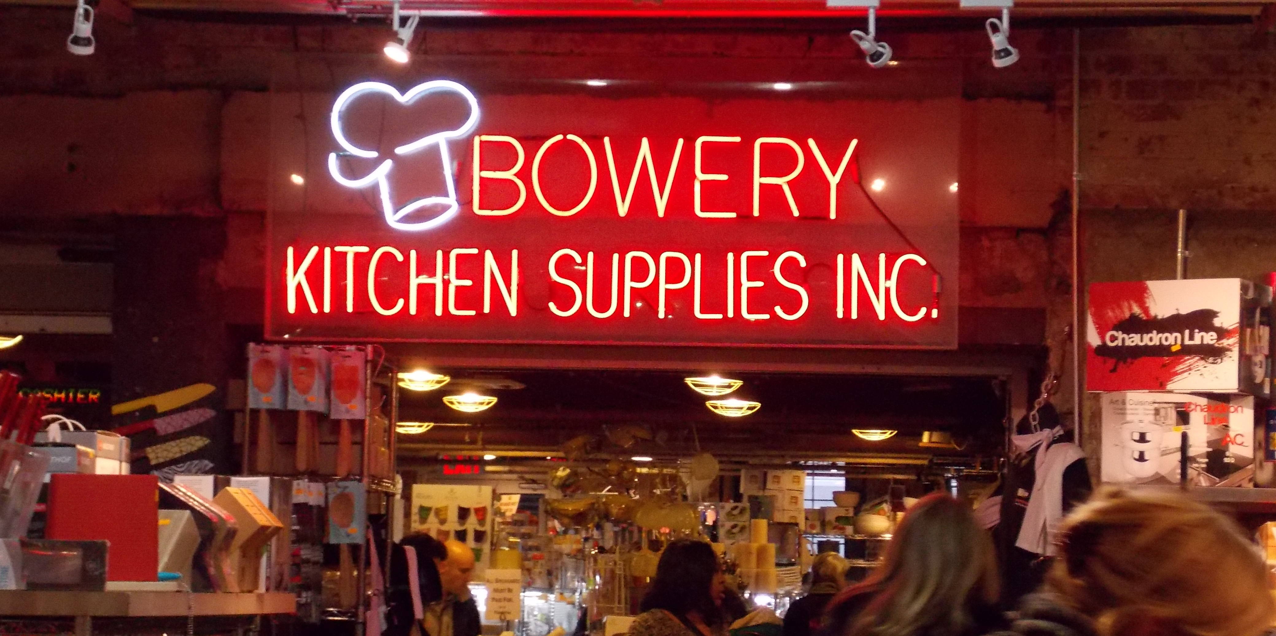 bowery kitchen supplies ny a casa das gurias