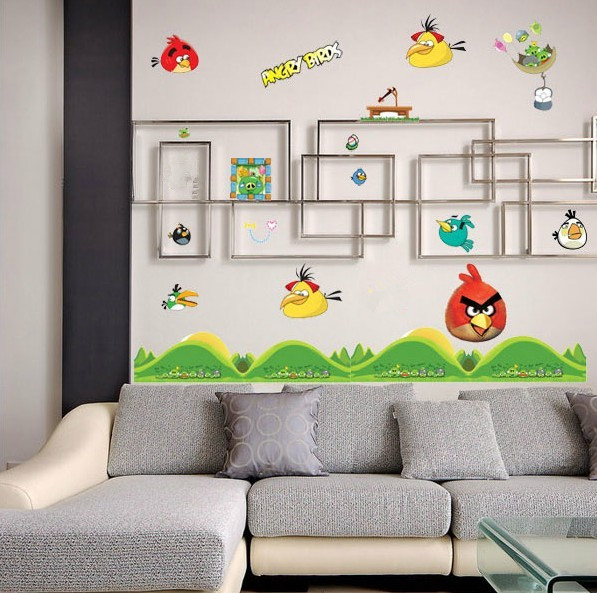 Angry Birds Decor  A CASA DAS GURIAS