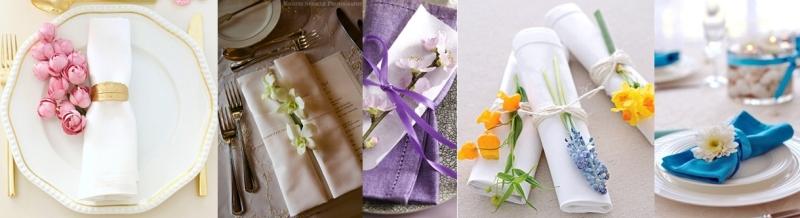 flower-napkin