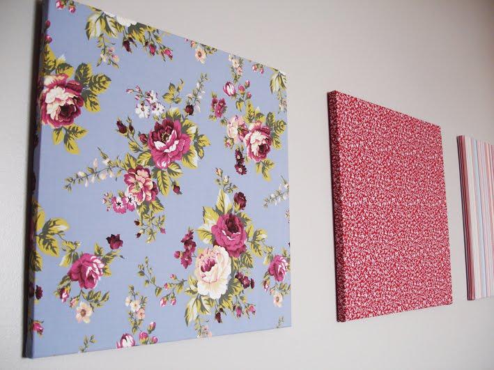 Papel de parede como quadro a casa das gurias for Papel para paredes baratos