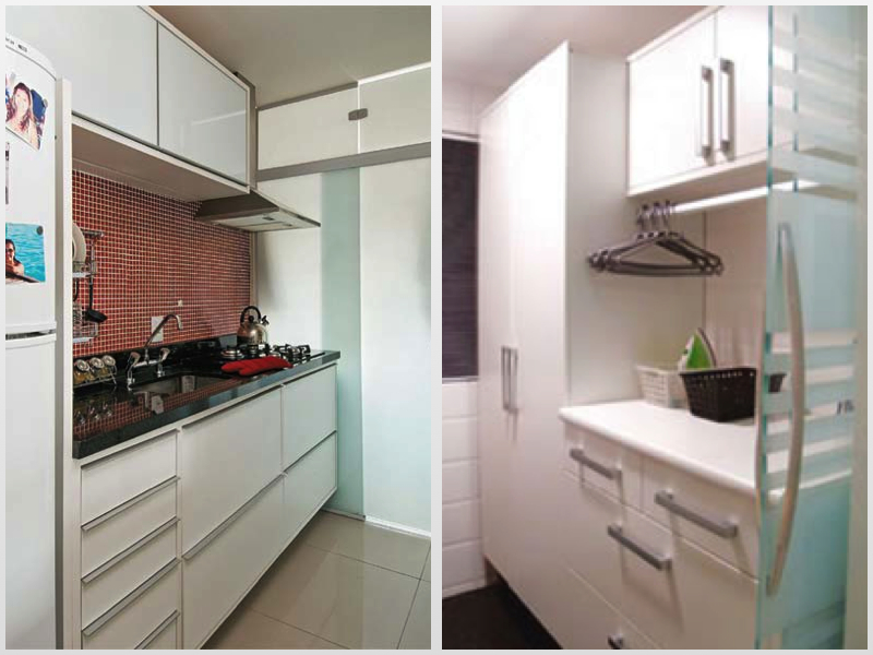 Populares Como dividir a cozinha da área de serviço? | A CASA DAS GURIAS DR79