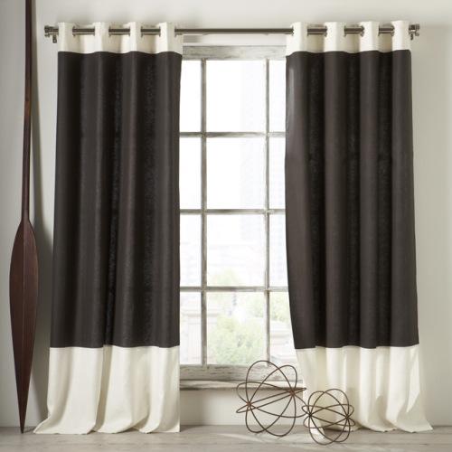 Cortinas em mais de uma c r a casa das gurias for Bases para colgar cortinas